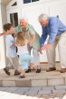 grandparents page site stock-photo-17387031-grandparents-welcoming-grandchildren