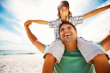 dads page site stock-photo-16566317-father-and-son-enjoying-vacation-at-the-beach
